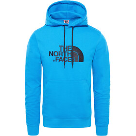 The North Face Light Drew Peak Pullover Hoodie Herren bomber blue/tnf black